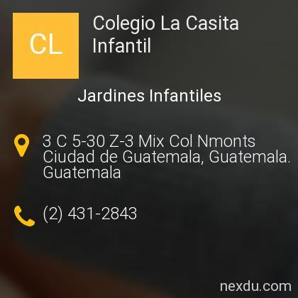 Colegio La Casita Infantil