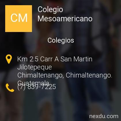 Colegio Mesoamericano
