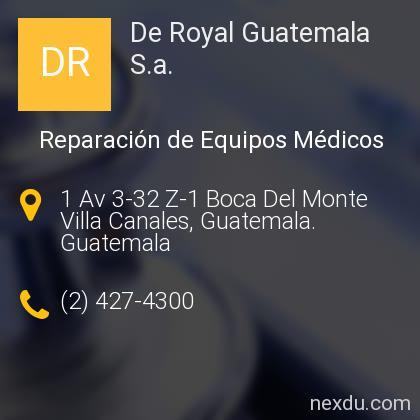 De Royal Guatemala S.a.