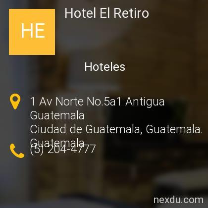 Hotel El Retiro