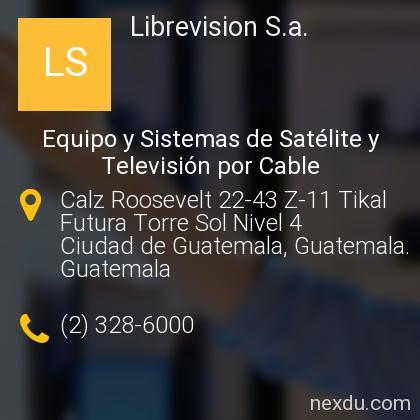 Librevision S.a.