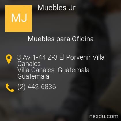 Muebles Jr