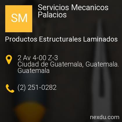 Servicios Mecanicos Palacios