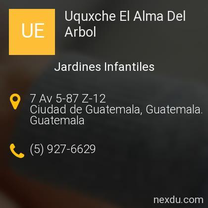Uquxche El Alma Del Arbol