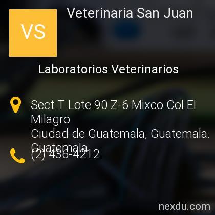 Veterinaria San Juan