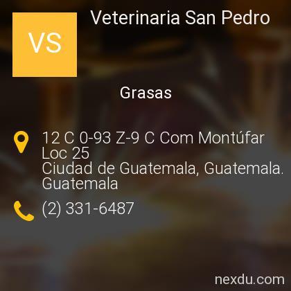 Veterinaria San Pedro