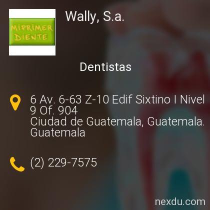 Wally, S.a.