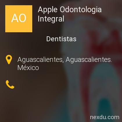 Apple Odontologia Integral