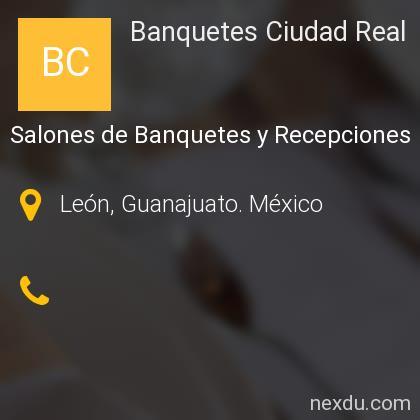 Banquetes Ciudad Real