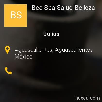 Bea Spa Salud Belleza