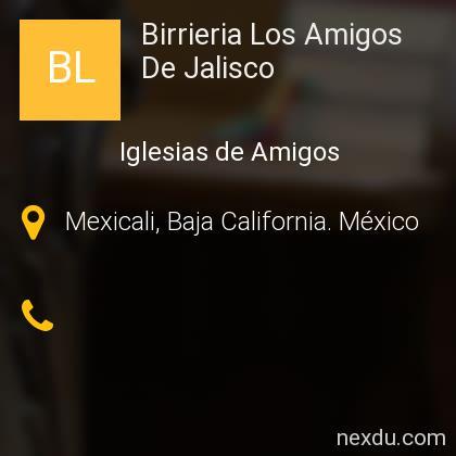 Birrieria Los Amigos De Jalisco