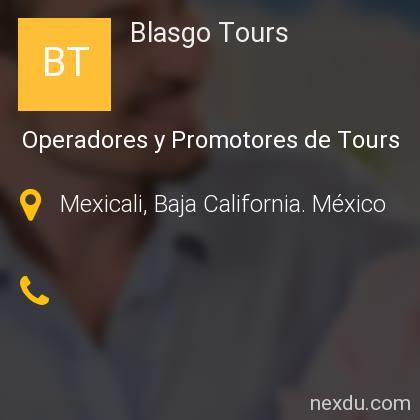 Blasgo Tours