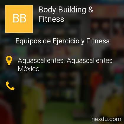 Body Building & Fitness