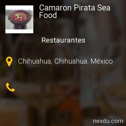 Camaron Pirata Sea Food