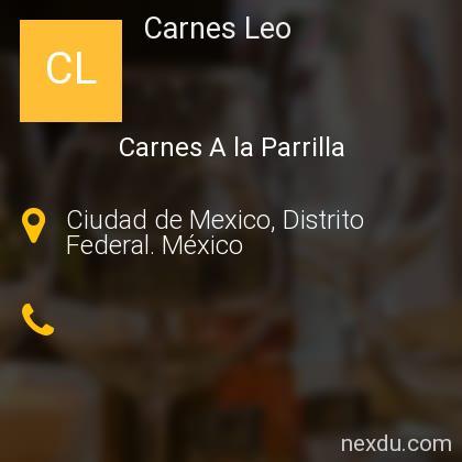 Carnes Leo