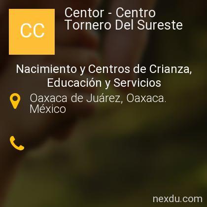 Centor - Centro Tornero Del Sureste