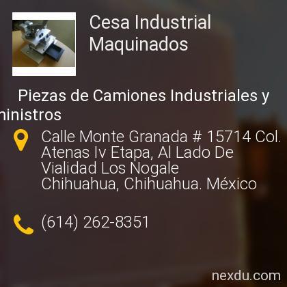 Cesa Industrial Maquinados