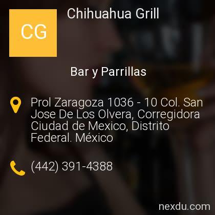 Chihuahua Grill