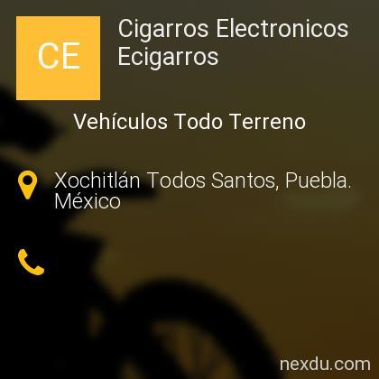Cigarros Electronicos Ecigarros