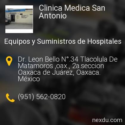 Clinica Medica San Antonio