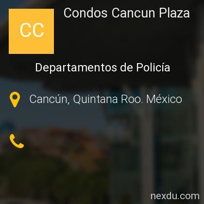 Condos Cancun Plaza