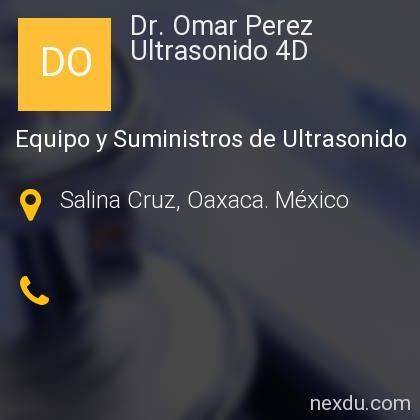 Dr. Omar Perez Ultrasonido 4D