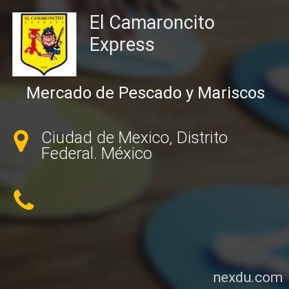 El Camaroncito Express