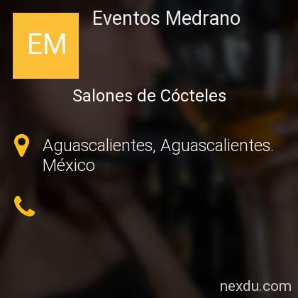 Eventos Medrano
