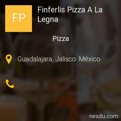Finferlis Pizza A La Legna