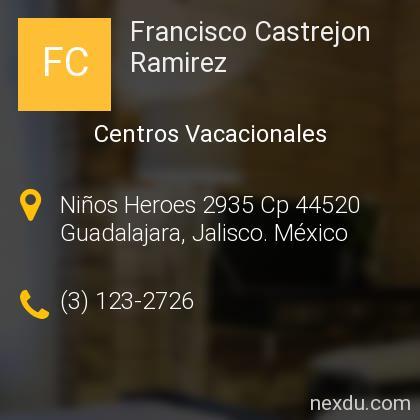 Francisco Castrejon Ramirez