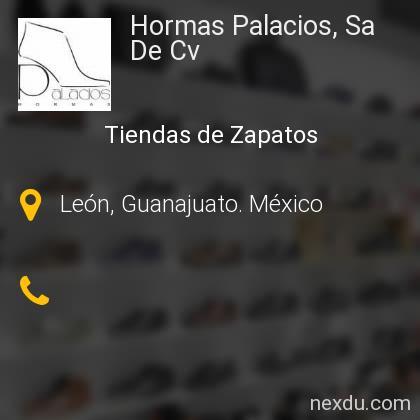 Hormas Palacios, Sa De Cv