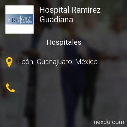 Hospital Ramirez Guadiana