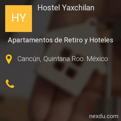 Hostel Yaxchilan
