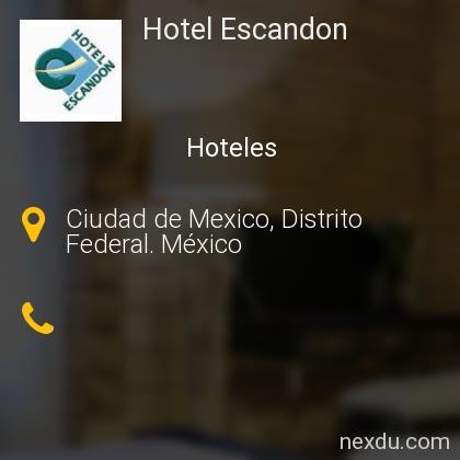 Hotel Escandon