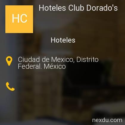Hoteles Club Dorado's