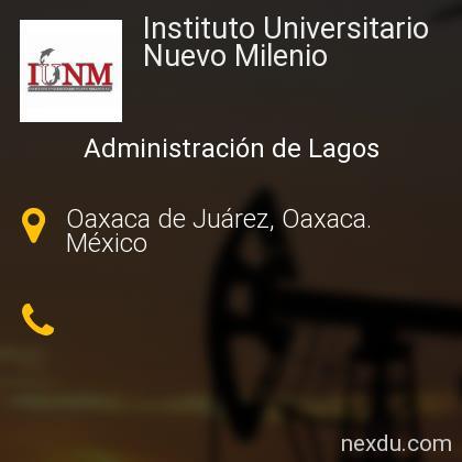 Instituto Universitario Nuevo Milenio