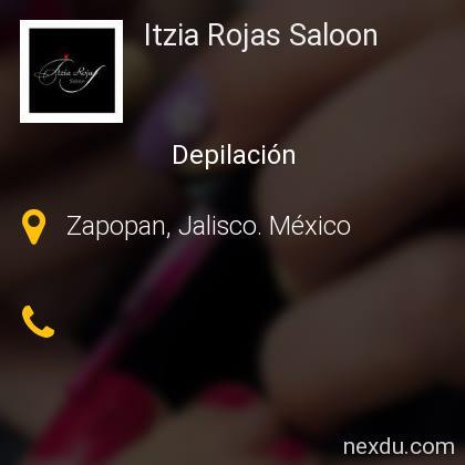 Itzia Rojas Saloon