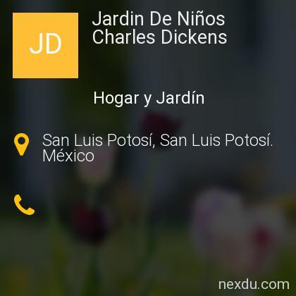 Jardin De Niños Charles Dickens