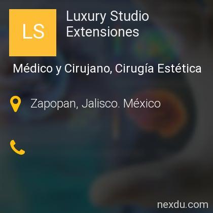 Luxury Studio Extensiones