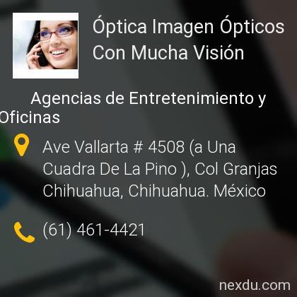 Óptica Imagen Ópticos Con Mucha Visión