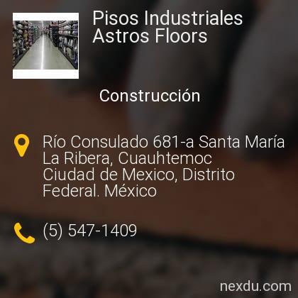 Pisos Industriales Astros Floors