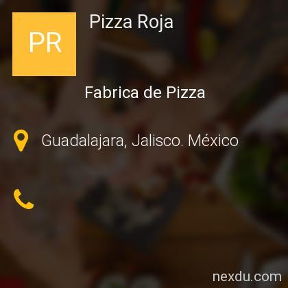 Pizza Roja