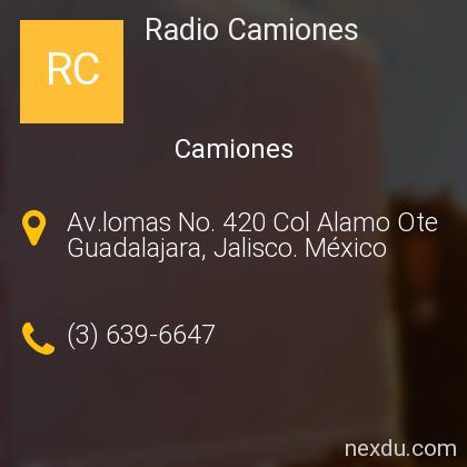Radio Camiones