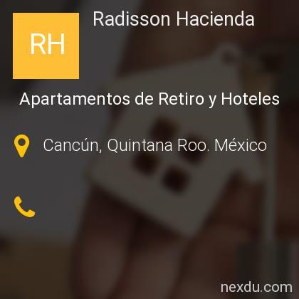 Radisson Hacienda