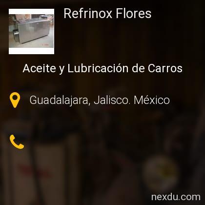 Refrinox Flores
