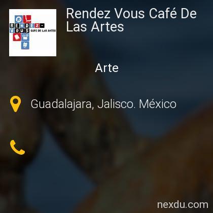 Rendez Vous Café De Las Artes
