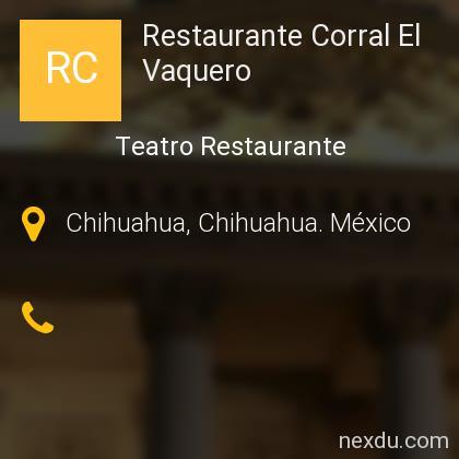 Restaurante Corral El Vaquero