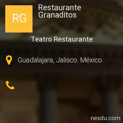 Restaurante Granaditos