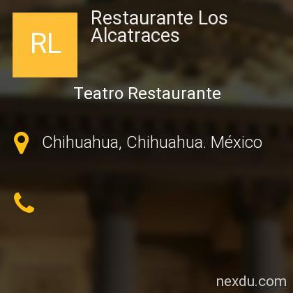 Restaurante Los Alcatraces