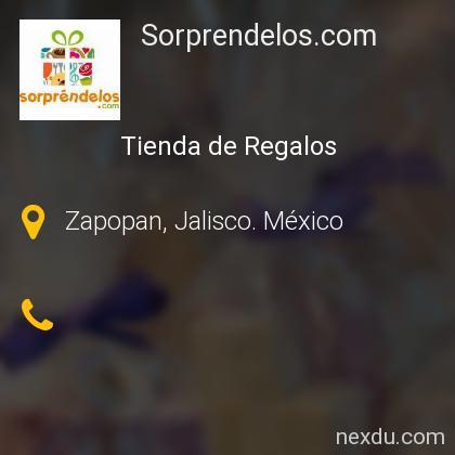 Sorprendelos.com
